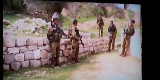 חיילי חברון מתוך סרטה של יעל ערבה מראות