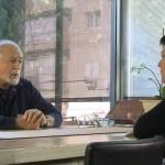 יהושוע סובול בראיון לסרט מראות עם יעל ערבה