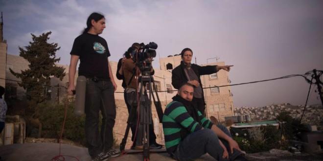 יום צילום חברון סרטה של יעל ערבה