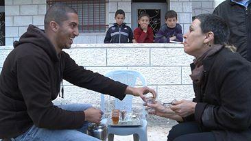 יעל ערבה בראיון עם מוחמד שחאדה בנו של סאלח שחאדה ההרוג  הראשון מסיכול ממוקד