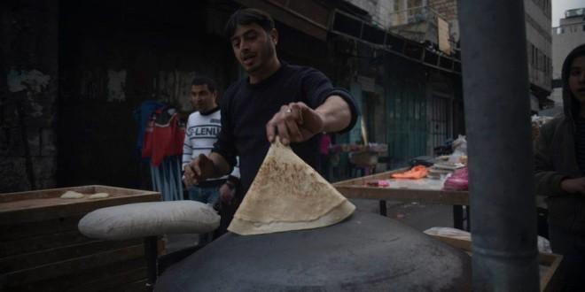 מאפיית רחוב חברון מתוך סרטה של יעל ערבה מראות