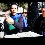 מוריה בית חגי מתוך סרטה של הבמאית יעל ערבה - מראות