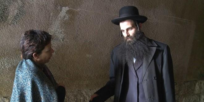 מתוך סרטה של יעל ערבה מראות ירושלים
