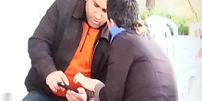 עיסא עמרו ראיון עם יעל ערבה לסרט מראות תל רומיידה חברון