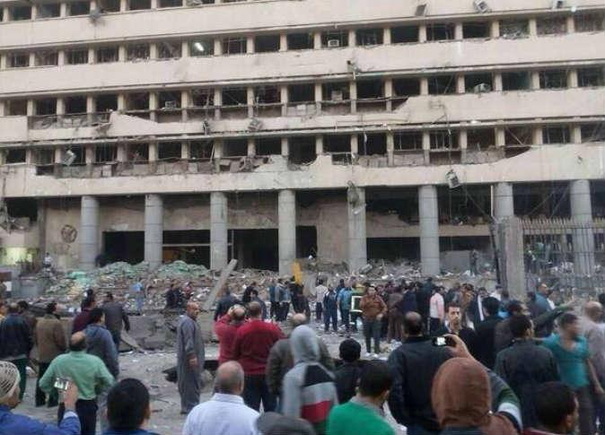 צונאמי של אלימות במצרים