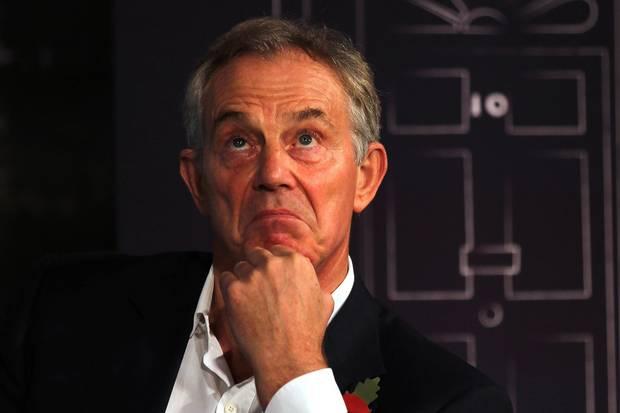 טוני בלייר, ראש ממשלת בריטניה לשעבר