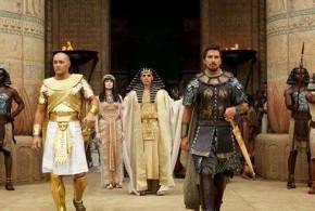 אקסודוס לא במצרים, משרד התרבות הטיל איסור על  הקרנת הסרט אלים ומלכים של הבימאי הבריטי רידלי סקוט במצרים. (אחמאד ג'מאל)