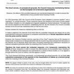 החלטה להסיר את חמאס מרשימת ארגוני טרור